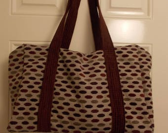 Weekend/ Carpet Bag/ Duffle bag