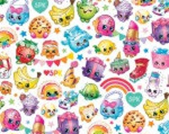 Moose Shopkins Packed Rainbow Celebration, Springs Creative #64155A620715, Cheerful and Bright