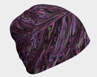 Beanie (Purple Groove)