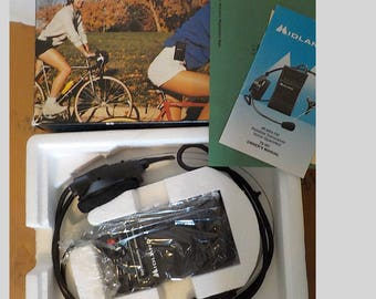 Vintage Midland Tracker Hands Free Fm Two Way Radio Model 75-101 Mint New Old Stock In Box