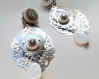 Silver/Pearl m.