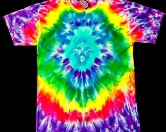 The Vortex Spiral Tie Dye Shirt