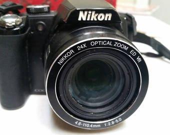 Nikon digital camera cool pix