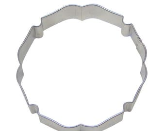Badge Fire Shield 4.25'' Cookie Cutter