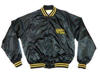 Vintage Satin Jacket