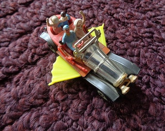 Original Chitty Chitty Bang Bang car, 1960s diecast Corgi,and nice and all original