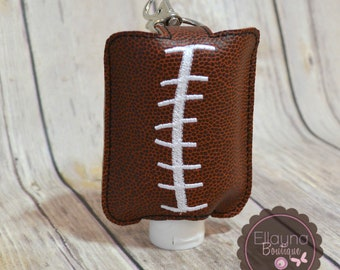 Hand Sanitizer Holder - Football