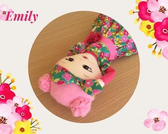 Rainbow Dress Up Doll- Emily
