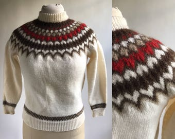 Vintage Dale of Norway Sweater XS