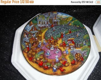 ALL ON SALE Bill Bell Cat Lovers Franklin Mint Collector Plate  1993