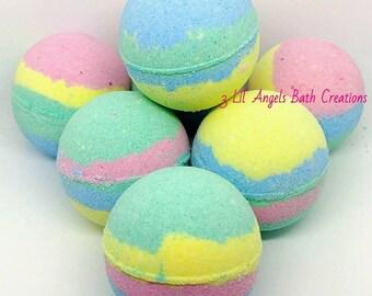 Bath Bomb - Fizzy - Bath Fizzie - Spa Gift - Colorful Bath Bomb - Spa Gift Set - Mom Gift - Gifts - Gifts For Her - Birthday Gift -
