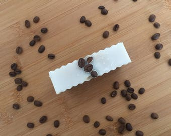 Turkish Mocha Coffee Soap - Exfoliating - Handmade - Cold Process - Kitchen Soap - Bar Soap - Chefs Soap