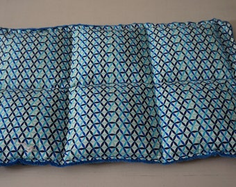 READY TO SHIP! Weighted Lap Pad Trellis & Minky * 5 lbs