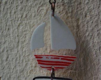 I sail in sight