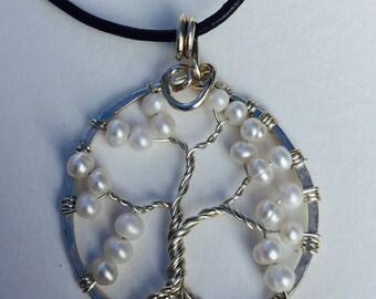 Fresh Water Pearl Tree of Life