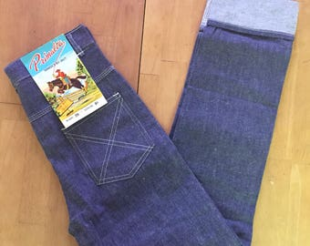 Vintage Dead Stock Primalta Jeans