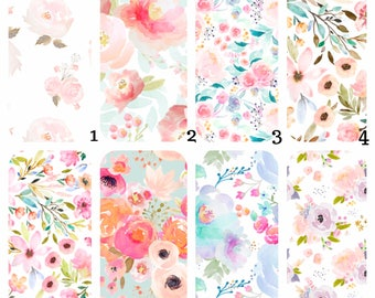 CRIB Bedding Indy Bloom SPOONFLOWER Stokke, 4moms, Crib Sheets, Boppy Covers, Bumpers, Skirts, Guava Lotus, Twin, Dockatot Covers - Floral