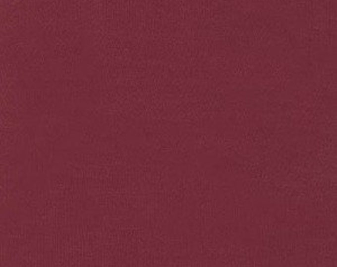 London Calling - Cambridge Lawn C3221039 Bordeaux - 1/2 yard