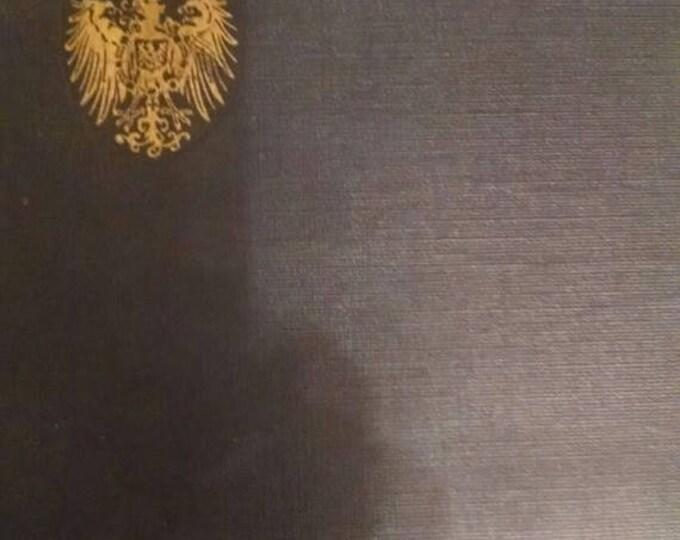 Retrocon Sale - The New German Grammar by Paul Valentine Bacon 1916
