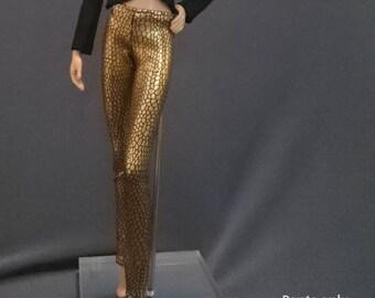 Pants for Barbie,Muse barbie,Tall barbie, FR, Silkstone, Vintage barbie-No. 0545