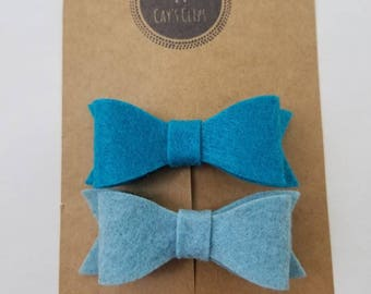 Blues Bow Set