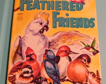 Feathered Friends by Rand McNally
