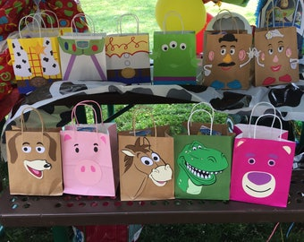 11 Toy Story Goodie Bags