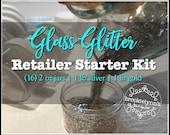 Glass Glitter Retailer St...