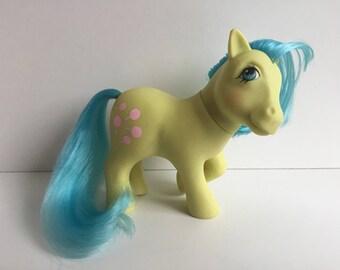 G1 My Little Pony TOOTSIE: Earth Pony MLP