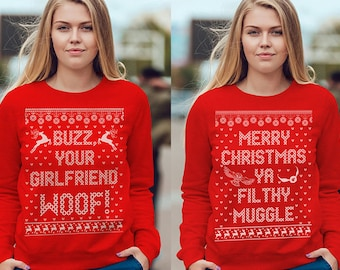 Christmas Sweater. Ugly Christmas Sweater. Christmas Shirt. Ugly Christmas Sweater Women. Tacky Christmas Sweater. Christmas Sweatshirt.