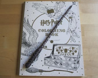 Handmade-Wand-Fantastic-Beasts-Harry-Potter-Aspen-wood-Wizard-Witch-Cosplay