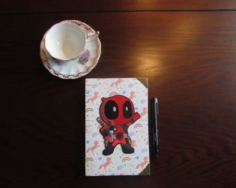 One of a Kind Deadpool Journal