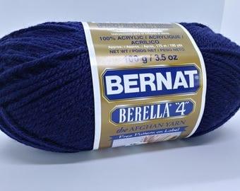 Bernat Berella 4 in color Navy