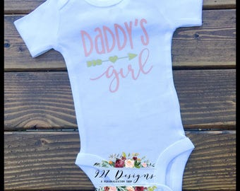 Daddys Girl Bodysuit