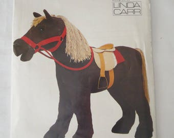 Vogue 9603 Linda Carr Horse pattern