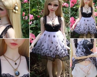 "Dress & Jewels Set - SD60 Feeple ""D"" Bust"