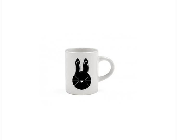 Bunny Espress Mug
