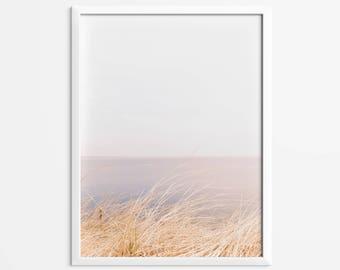 Landscape Photograph, Nature, Art, Decor - Shediac, New Brunswick - Seaside 01