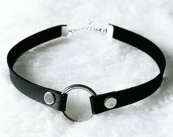 Simple O-ring Choker