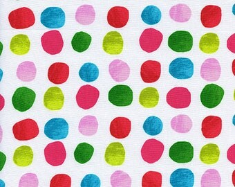 Noel - Painted Dots Pink - Alexia Abegg - Cotton and Steel (5137-2)