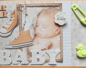 """card series """"baby"""" n8"""
