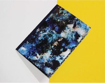 A5 *NEPTUNE* Printed Notebook