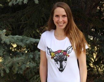 The Fawn Women's T-Shirt