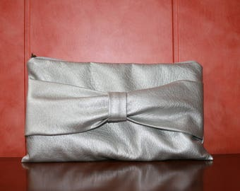 Clutch / wallet imitation leather