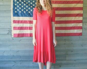 SALE 10 DOLLARS OFF Machester Ruffle Dress