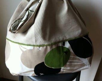 Tote shopping bag practical XL