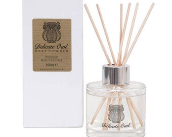 Lavender & Lemon – Home Fragrance Reed diffusers available in various scents