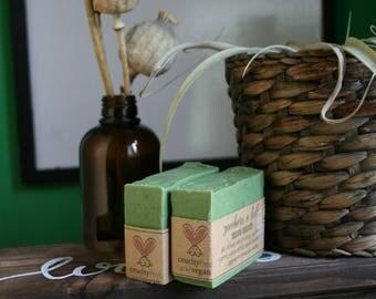 Fig and Mascobad-natural vegetable soap-vegan soap-Tuscan olive oil