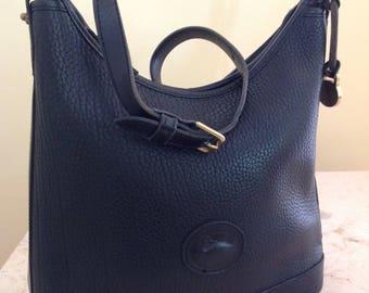 Vintage Dooney aind Bourke Hobo Handbag