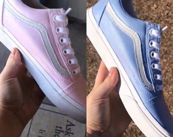 UV Color Change Shoes